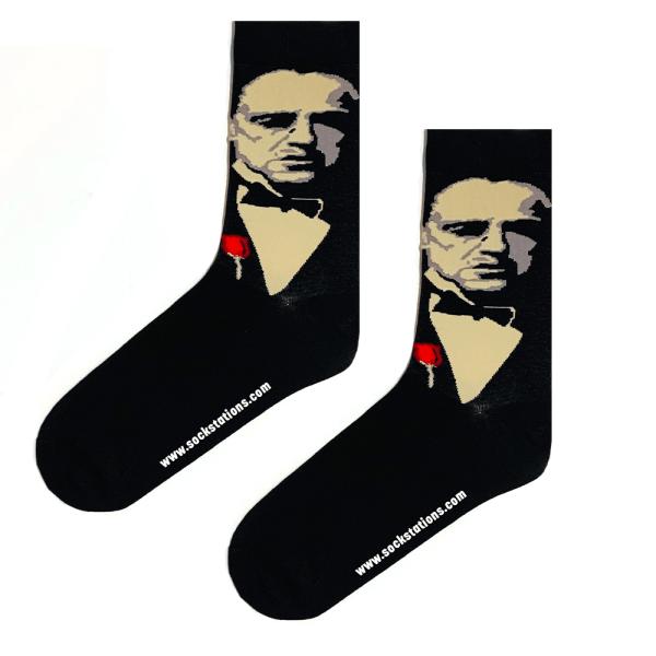 (43-47) Erkek The Gadfather Çorap