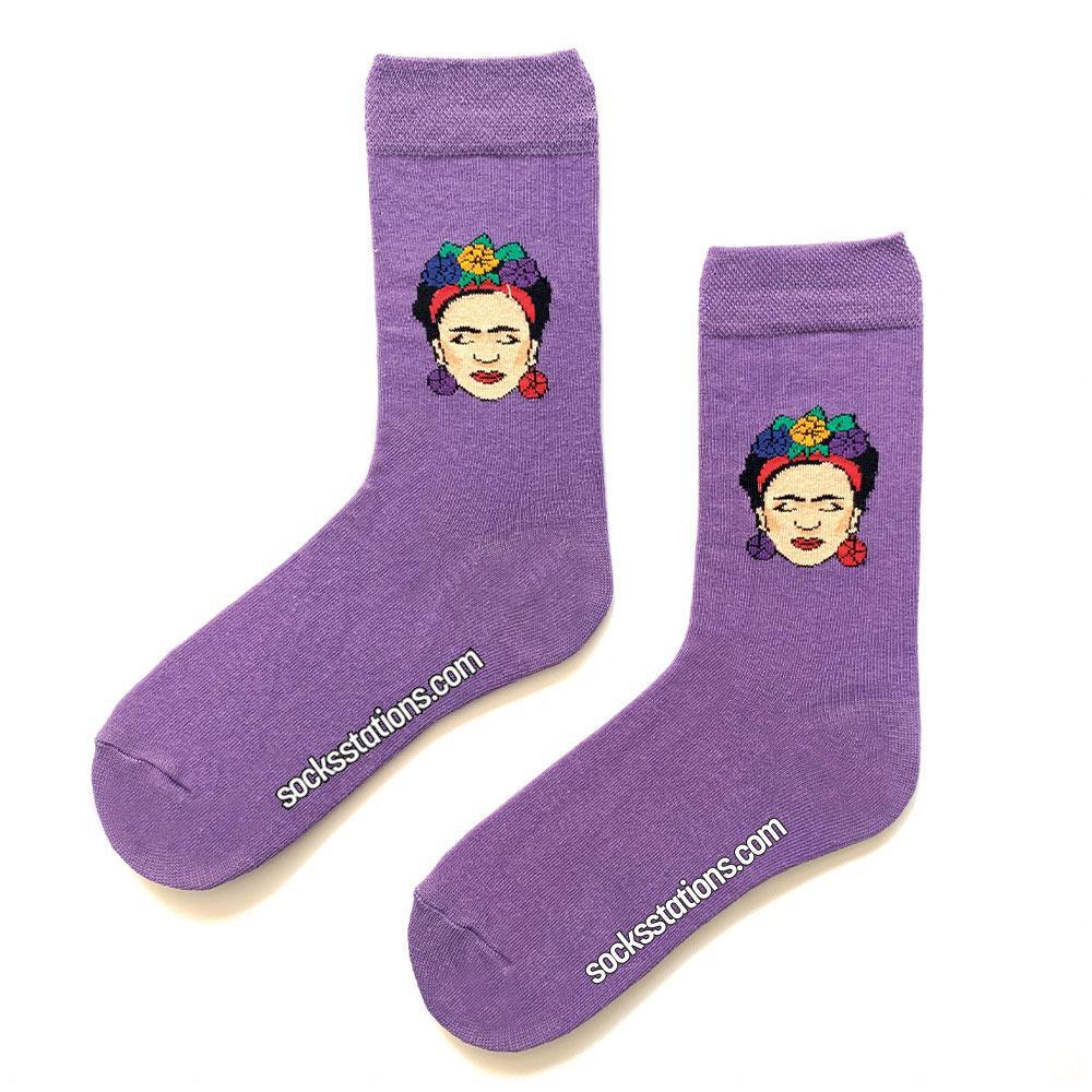 Frida Kahlo çorap