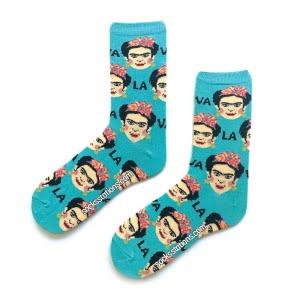 Frida Kahlo lava çorap