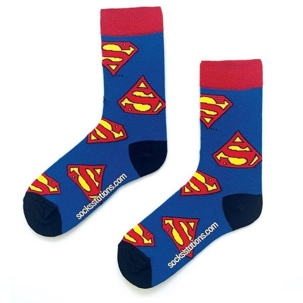 Superman çorap