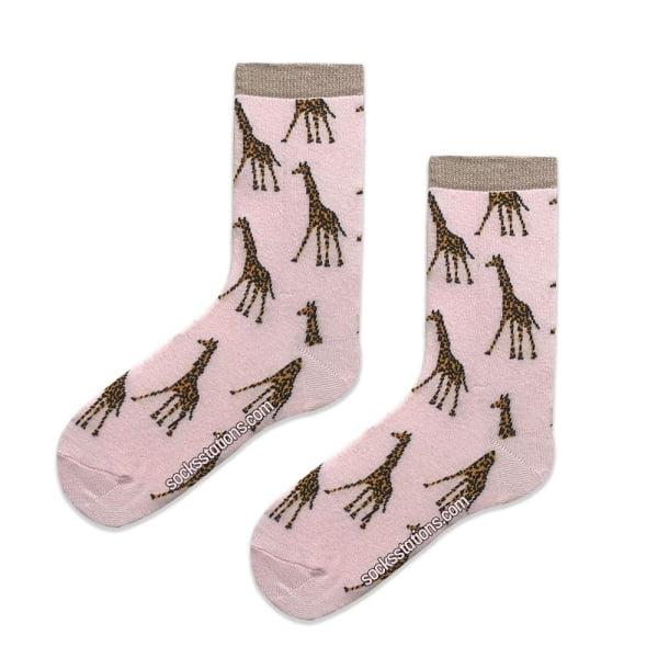 Zürafalı çorap