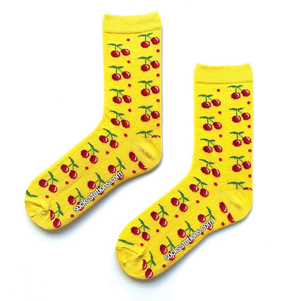 Kirazlı çorap