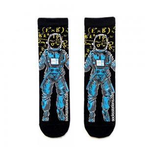 Astronot formüllü çorap