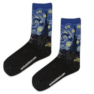 (42-46) Erkek Yıldızlı Gece Tablosu Çorap
