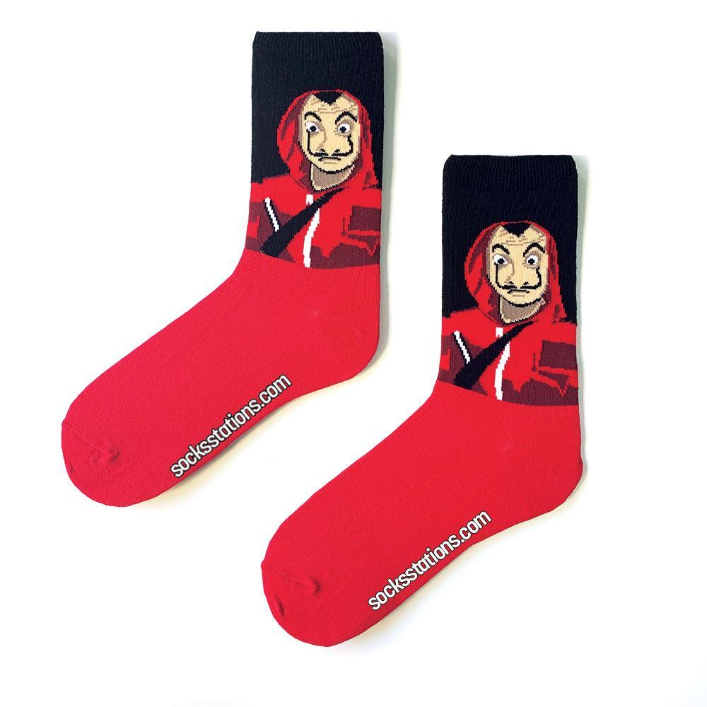 La Casa De Papel çorap