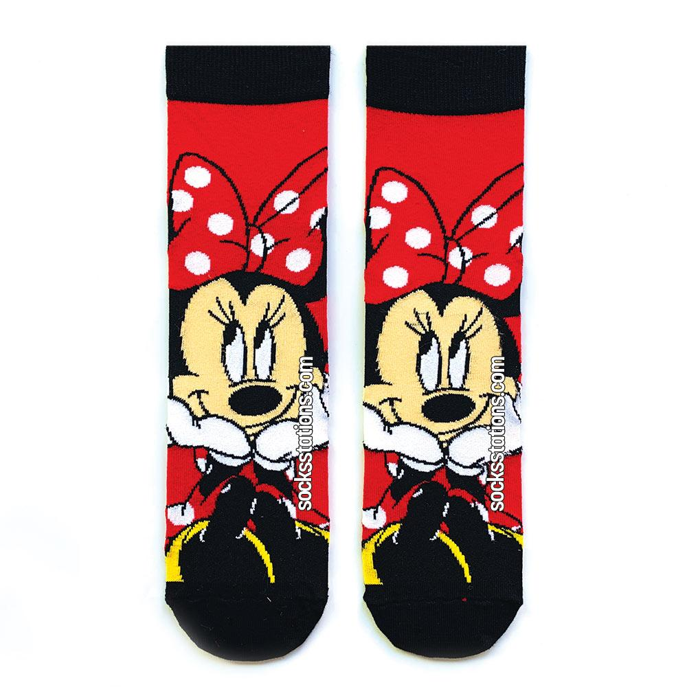 Minnie mouse çorap