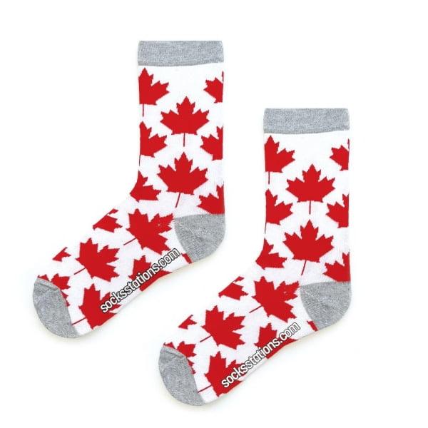 Canada 2 Çorap