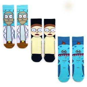 3'lü Rick And Morty, Mr. Meeseeks Çorap Seti