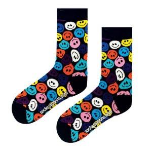 Renkli Şirin Soket Çorap