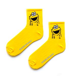 Elmo Sarı Tenis Çorap