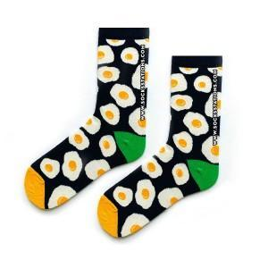 Sarı Omlet Çorap