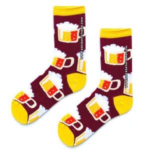Köpüklü Bira Soket Çorap
