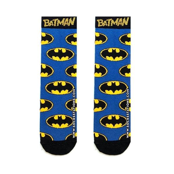 Batman Mavi Çorap