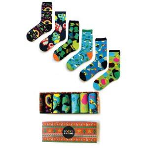 6'lı Filli PREMIUM Çorap Kutusu