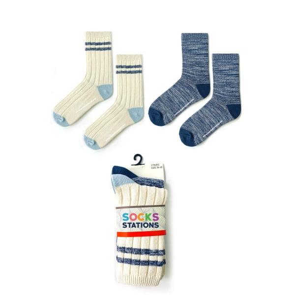 2'li Yün Çorap 2