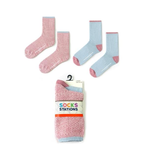 2'li Yün Çorap 5