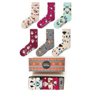 6'lı Hayvancık Çorap