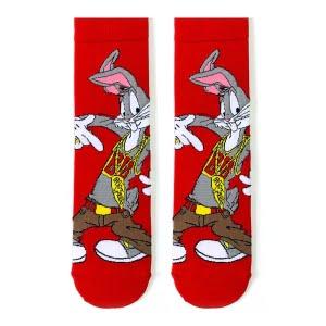 Bugs Bunny Kırmızı Çorap