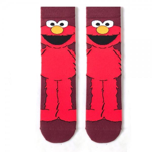 Kırmızı Kurabiye Canavarı Çorap
