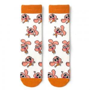 Anais Desenli Çorap