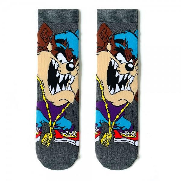 Gri Tazmanya Canavarı Çorap
