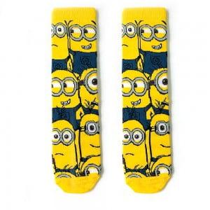 Sarı Minion Çorap