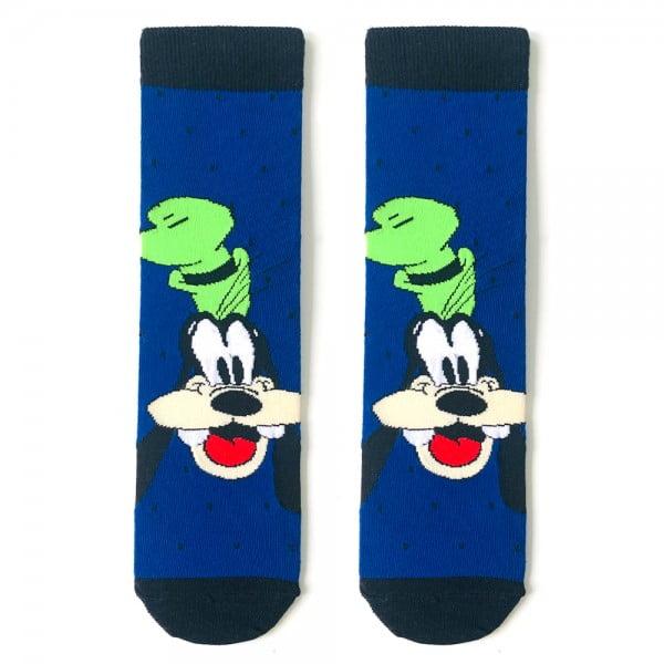 Mavi Pluto Çorap