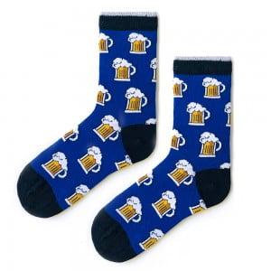 (42-46) Erkek Köpüklü Bira Çorap