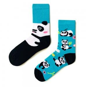(43-47) Erkek Asimetrik Panda Çorap