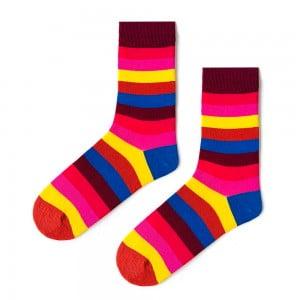 (42-46) Erkek Rengarenk Çorap