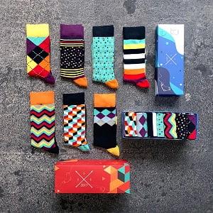 çorap modası