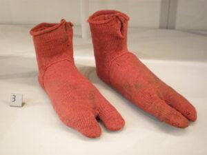 Bulunan En Eski Çorap Çifti