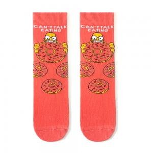 Homer Donut Çorap