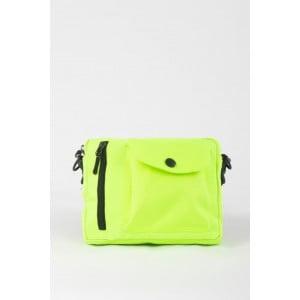Neon Yeşil Çapraz Çanta 2
