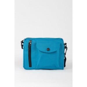 Açık Mavi Çapraz Çanta 3