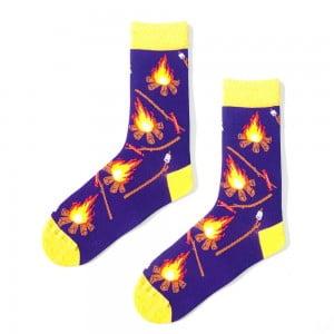 (43-47) Erkek Kamp Ateşi Çorap