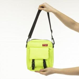 Fıstık Yeşili Çapraz Çanta